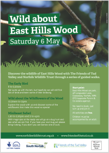 Wild About East Hills Wood