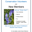 FOTV Conservation Volunteers Need New Members!